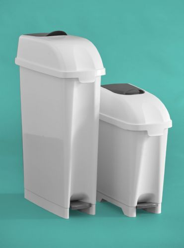10 litre pedal operated sanitary bin
